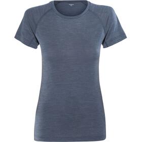 Houdini Airborn T-shirt Dames, canyon blue